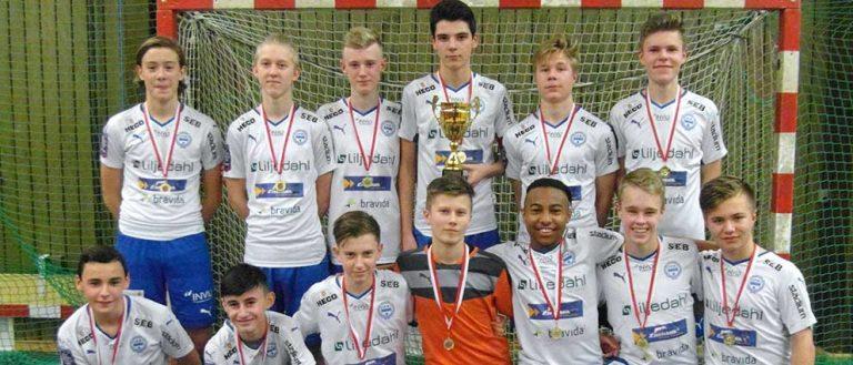 IFK P02 är Smålandsmästare