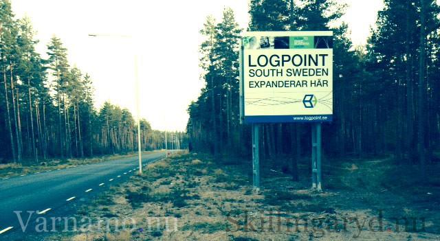 Startbesked ges till södra Logpoint