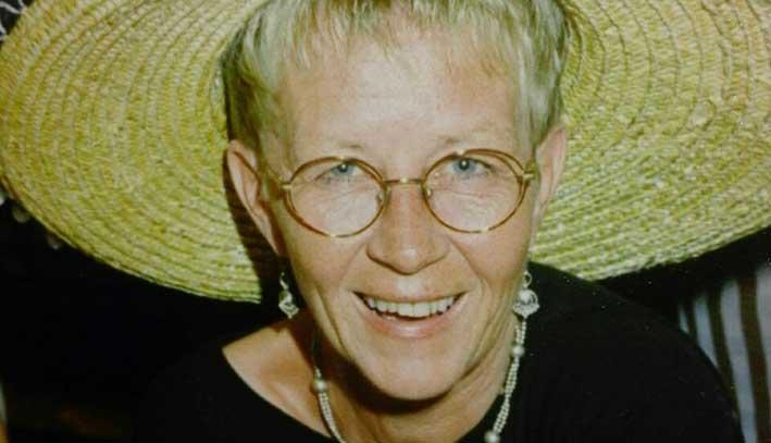 Mona Pettersson 70 år