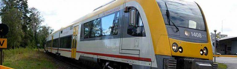 Stopp i tågtrafiken