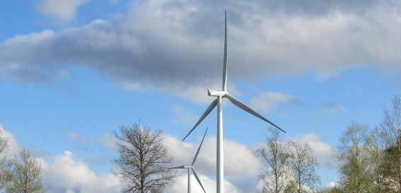 Eniga om vindkraftsetablering