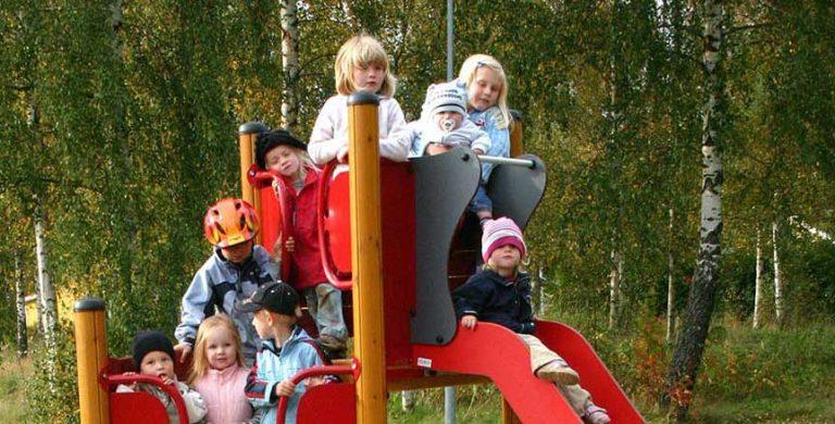 Ingen lekplats i Götafors