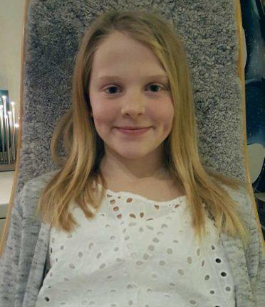 fyller 12 år Emma Sandin 12 år   Skillingaryd fyller 12 år
