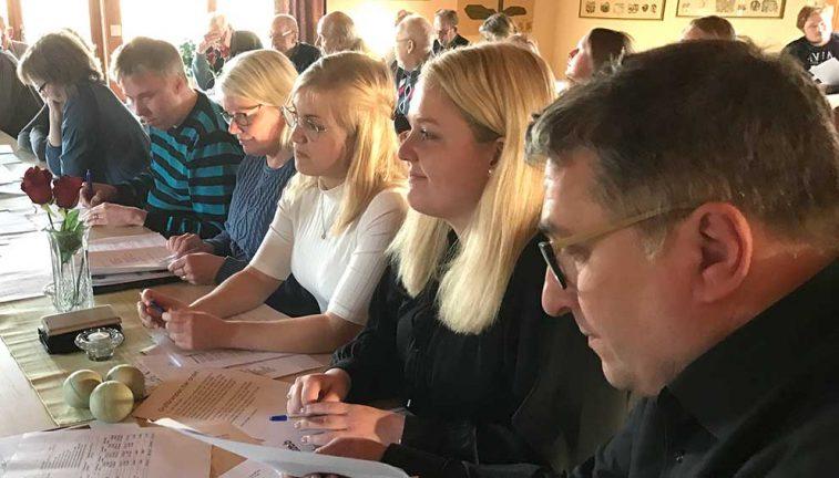 Jörgen fortsätter som ordförande hos SFK