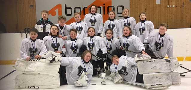 SIS 14-åringar vann cup