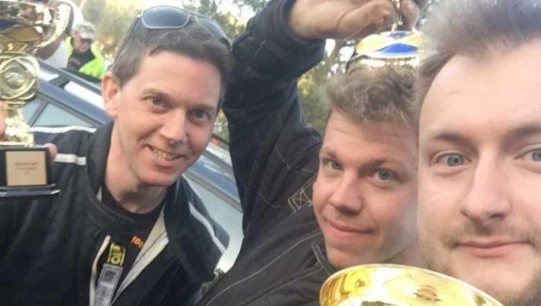 Pokaler för SSMK i Smålandscupen