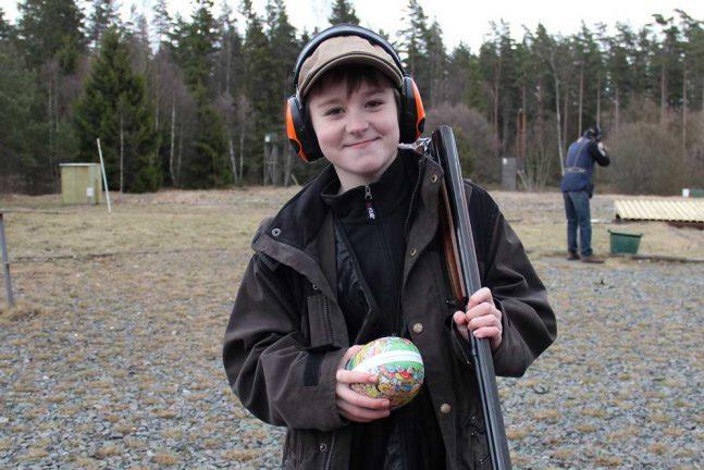 11-åring vann specialpris