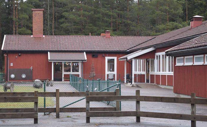 Fritidshemmet kvar i Åker