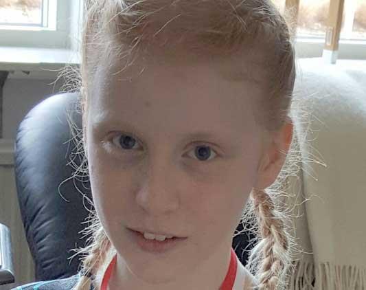 Alice Wetter 13 år