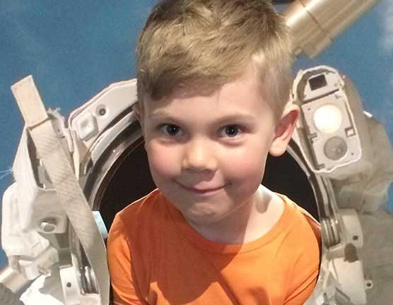 Elias i Vaggeryd 6 år