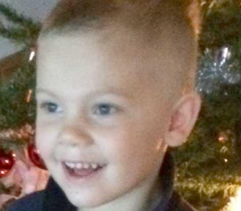 Elias Larsson 6 år