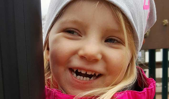 Elsa Grund Jonsson 3 år