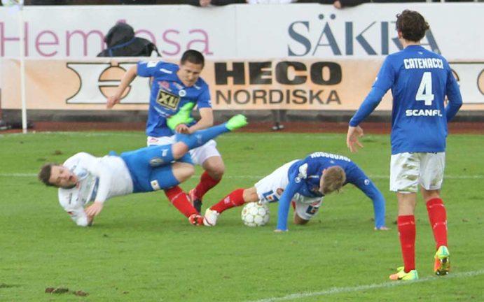 Bilder från IFK:s segermatch