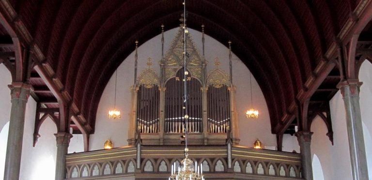 Vallsjö nya kyrka