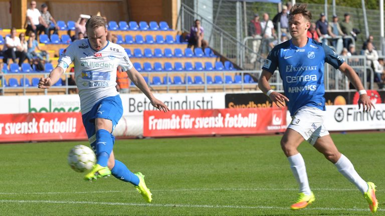 Matchfakta IFK Värnamo–Norrby