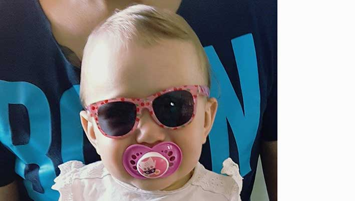 Ajla Kahrimanovic 1 år