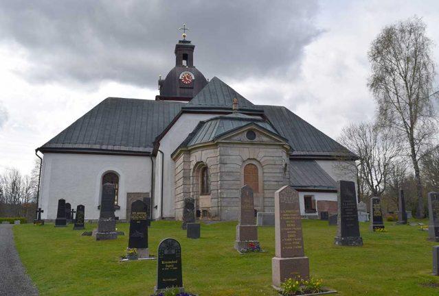 Kyrkan renoveras för miljoner