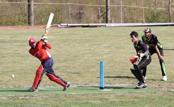 TV: Cricketpremiär i Skillingaryd