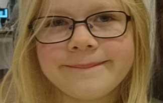 Elsa Eskdahl 6 år