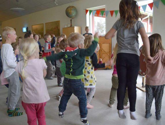 Starkeborg 25-årsjubilerade