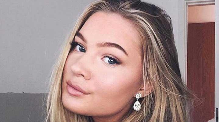 Julia Österholm 18 år