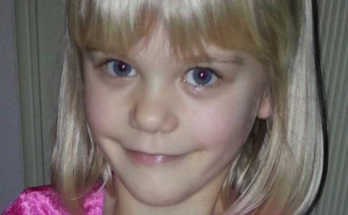 Lilly Fransson 6 år