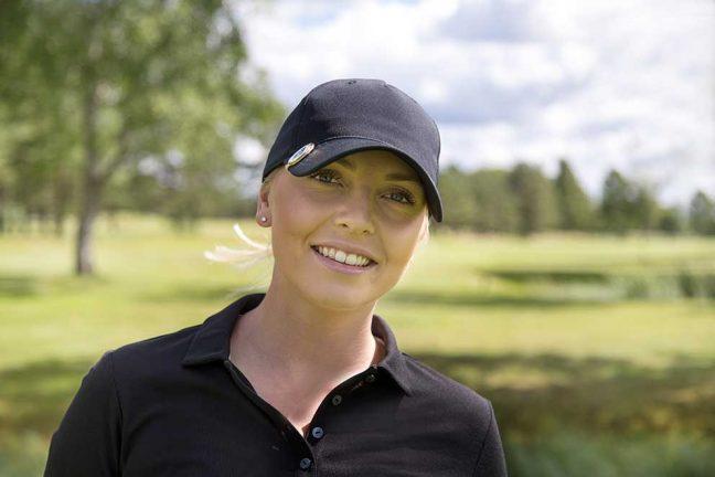 Martina Edberg nyblivet golfproffs