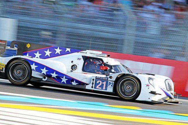 Felix fullföljde Le Mans 24-timmars