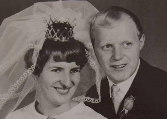Guldbröllop i Vaggeryd