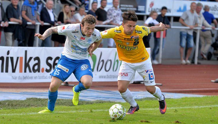 Matchfakta, IFK–Falkenberg