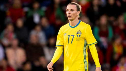 Niklas Hult in i landslaget