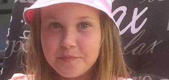 Moa Wilhelmsson 8 år