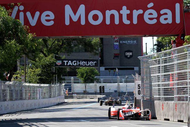 Felix blir årets rookie i Formel E