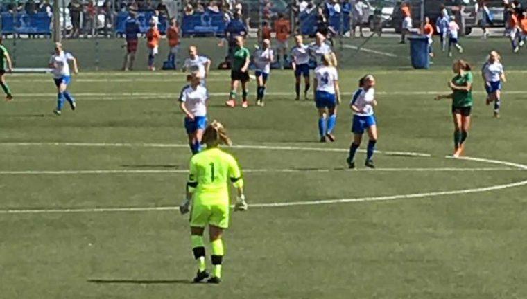 3–0 blev 3–3 i Gothia Cup