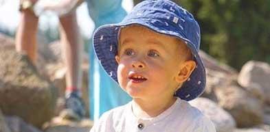 Isac Emanuelsson 2 år