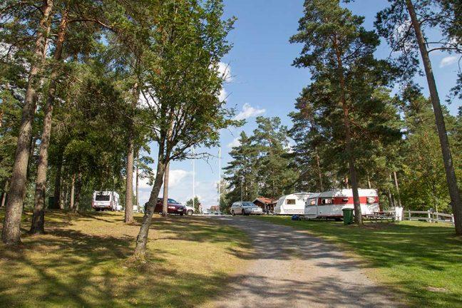 Nu öppnar Hjortsjöns camping