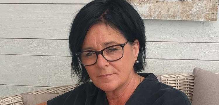 Annelie Gynnerstedt 60 år