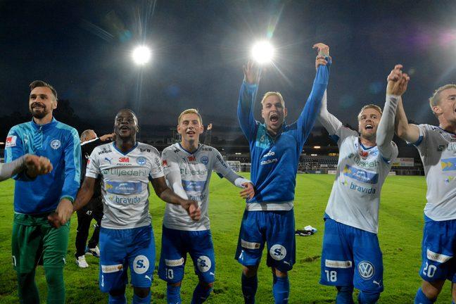 Direkt IFK – Öster 2–1 SLUT