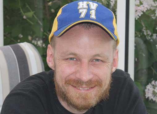 Marcus Pettersson 41 år