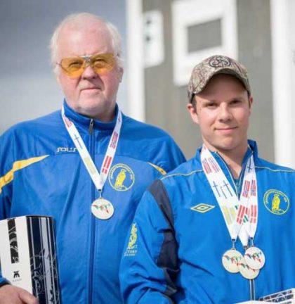 Nordiska guldmedaljer till Skillingaryd