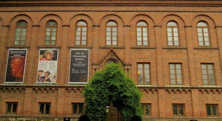 Lunds historiska museum, del 1