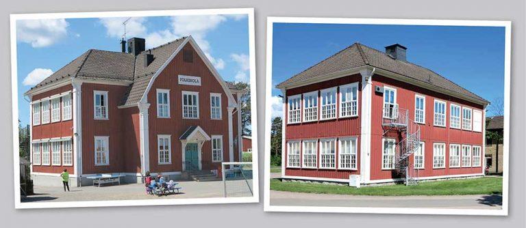 Uppmärksamma de gamla skolorna i Vaggeryd