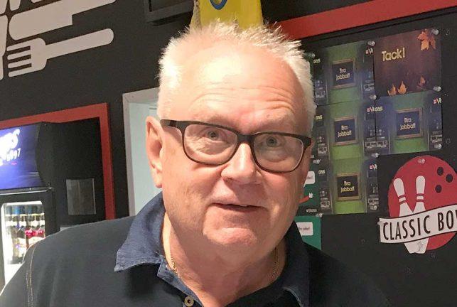 Börje Hultgren 65 år