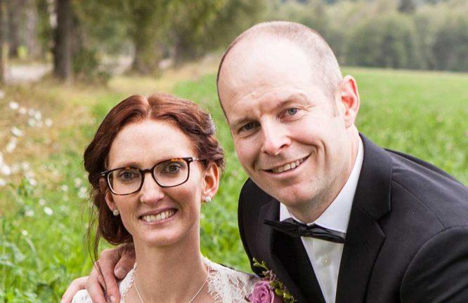 Linda och Mattias Holm