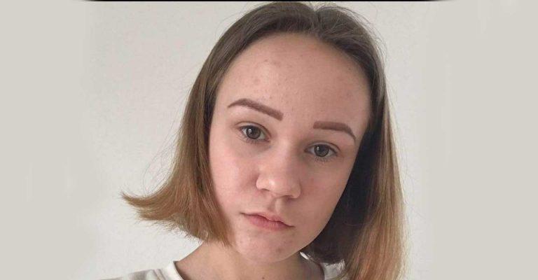 Elin Johansson 16 år