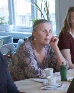 Ann Nilsson 70 år