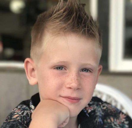 Hugo Gof 6 år