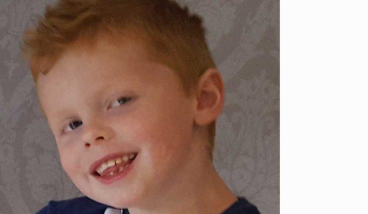 Justin Mattsson 6 år