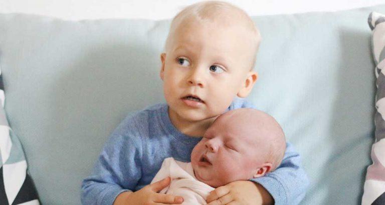 Nyfödd – Ellenore i Vaggeryd