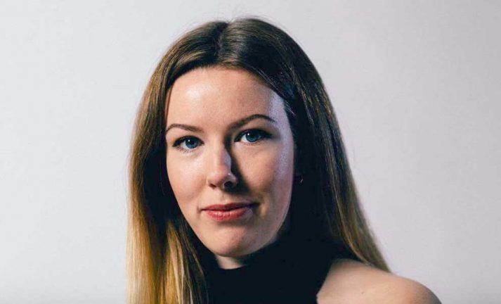 Stina Hedberg 21 år